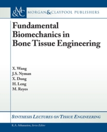 Fundamental Biomechanics in Bone Tissue Engineering, Paperback / softback Book