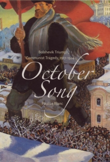 October Song, Paperback / softback Book