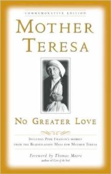 No Greater Love, Hardback Book