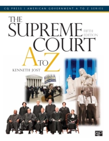 The Supreme Court A to Z, Hardback Book