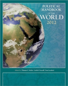 Political Handbook of the World 2012, Hardback Book