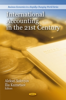 International Accounting in the 21st Century, Hardback Book