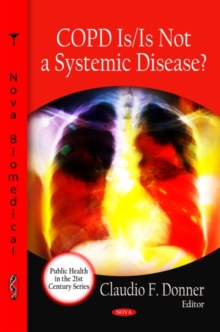 COPD is / is Not a Systemic Disease?, Hardback Book