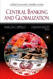 Central Banking & Globalization, Hardback Book