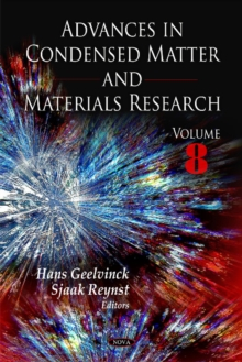 Advances in Condensed Matter & Materials Research : Volume 8, Hardback Book
