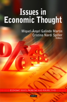 Issues in Economic Thought, Hardback Book