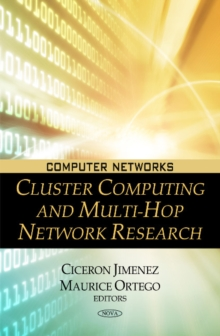 Cluster Computing & Multi-Hop Network Research, Hardback Book