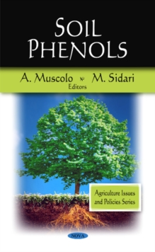 Soil Phenols, Hardback Book