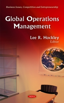 Global Operations Management, Hardback Book