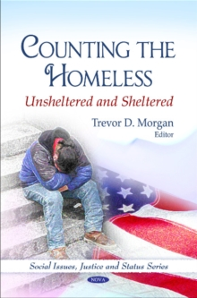 Counting the Homeless : Unsheltered & Sheltered, Hardback Book