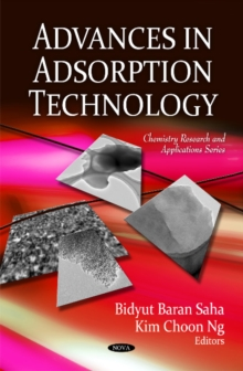 Advances in Adsorption Technology, Hardback Book