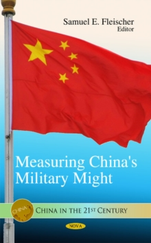 Measuring China's Military Might, Hardback Book