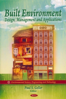 Built Environment : Design, Management & Applications, Hardback Book