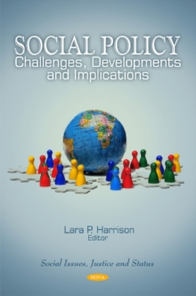 Social Policy : Challenges, Developments & Implications, Hardback Book