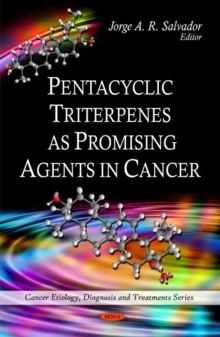Pentacyclic Triterpenes as Promising Agents in Cancer, Hardback Book