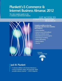 Plunkett's E-Commerce & Internet Business Almanac 2012, Paperback / softback Book