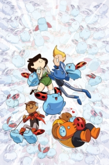 Bravest Warriors Vol. 3, Paperback / softback Book