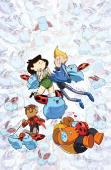 Bravest Warriors Vol. 4, Paperback / softback Book