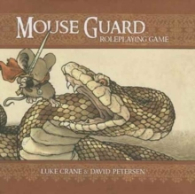 Mouse Guard Roleplaying Game, 2nd Ed., Hardback Book