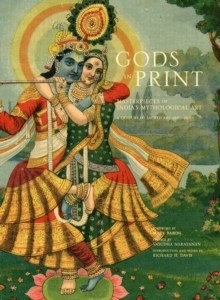 Gods in Print : Masterpieces of India's Mythological Art, Hardback Book