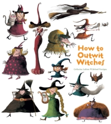 How To Outwit Witches, Hardback Book