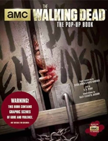 Walking Dead: The Pop-Up Book, Hardback Book