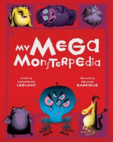 My Mega Monsterpedia, Hardback Book