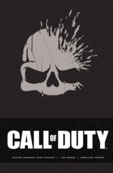 Call of Duty Hardcover Ruled Journal, Hardback Book