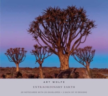 Art Wolfe: Extraordinary Earth Blank Boxed Notecards, Paperback / softback Book