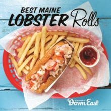 Best Maine Lobster Rolls, Hardback Book