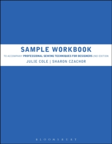 Sample Workbook to Accompany Professional Sewing Techniques for Designers, Paperback / softback Book
