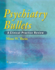 Psychiatry Bullets, Paperback Book