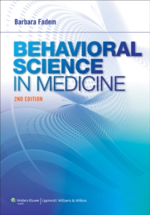 Behavioral Science in Medicine, Paperback / softback Book