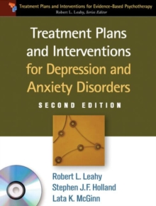 Treatment Plans and Interventions for Depression and Anxiety Disorders, Paperback Book
