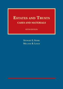 Estates and Trusts, Cases and Materials - CasebookPlus, Mixed media product Book
