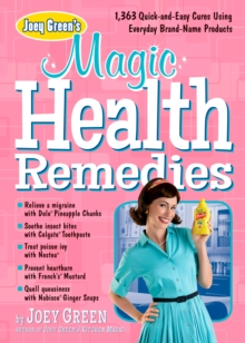 Joey Green's Magic Health Remedies, Paperback / softback Book