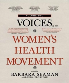 Voices Of The Women's Health Movement, Vol.2, Paperback / softback Book