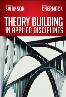 Theory Building in Applied Disciplines, Paperback / softback Book