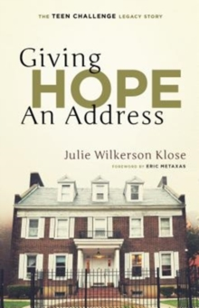 GIVING HOPE AN ADDRESS, Paperback Book