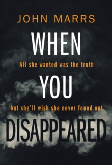 When You Disappeared, Paperback / softback Book