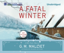 A Fatal Winter, eAudiobook MP3 eaudioBook