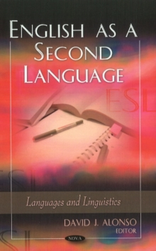 English as a Second Language, Hardback Book