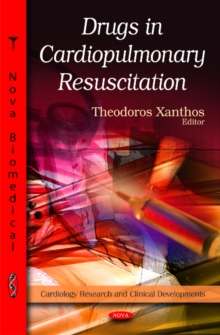 Drugs in Cardiopulmonary Resuscitation, Hardback Book