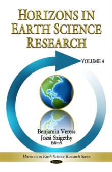 Horizons in Earth Science Research : Volume 4, Hardback Book