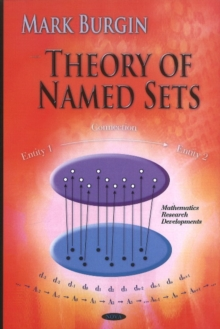 Theory Of Named Sets, Hardback Book