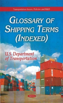 Glossary of Shipping Terms (Indexed), Hardback Book