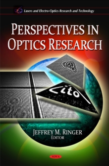 Perspectives in Optics Research, Hardback Book