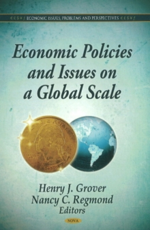 Economic Policies & Issues on a Global Scale, Hardback Book