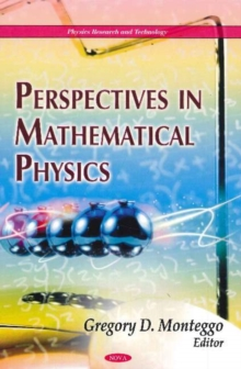 Perspectives in Mathematical Physics, Hardback Book