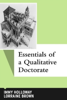 Essentials of a Qualitative Doctorate, Paperback Book